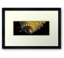 Baroque Spirit Framed Print