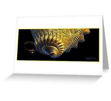 Baroque Spirit Greeting Card