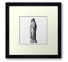 Icons - Virgin Mary and Child by Pierre Blanchard Framed Print