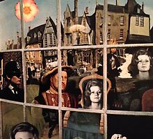 Collage Number 12 (Shop Window) by William Wright