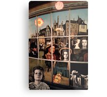Collage Number 12 (Shop Window) Metal Print