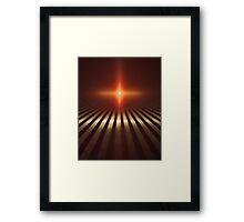 'Toward the Light' Framed Print