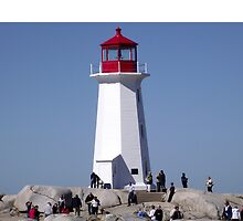 Peggy's Cove by Ophelialis