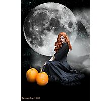 Witching Hour Photographic Print