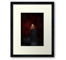 Gathering Framed Print