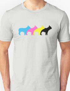 frenchie fun Unisex T-Shirt
