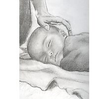 Your Baby Boy Photographic Print