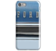 The 1967 Ford Galaxie 500 iPhone Case/Skin
