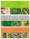 Trio - Perimeters and Parameters by Kerryn Madsen-Pietsch