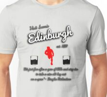 Edinburgh Tourism Unisex T-Shirt