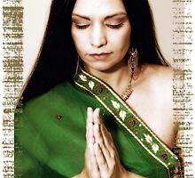 Prayer by ggpalms