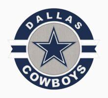 Dallas Cowboys logo 2 Kids Clothes