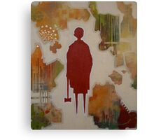 Betty with Double-headed Axe Canvas Print