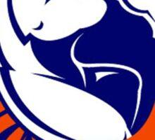 Denver Broncos logo 3 Sticker