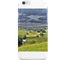 Airedale, North Yorkshire Dales iPhone Case/Skin