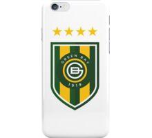 Green Bay Packers logo 3 iPhone Case/Skin