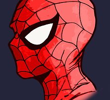 Spiderman by FyrreWolf