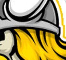 Minnesota Vikings logo 5 Sticker