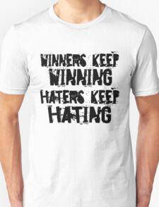Winners vs. Haters T-Shirt
