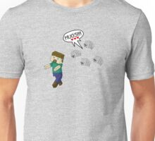 Silverfish Attack! Unisex T-Shirt