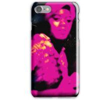 pensive momma iPhone Case/Skin