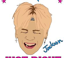 Got7 Just Right - Jackson by kpoplace