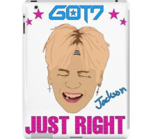 Got7 Just Right - Jackson iPad Case/Skin