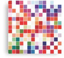 Diffuse Glow Boxes No. 2 Canvas Print