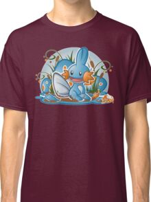 Pokemon - Mudkip - Render Cut Classic T-Shirt