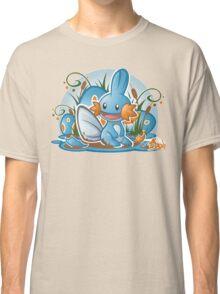 Pokemon - Mudkip - Render Cut Classic T-Shirt