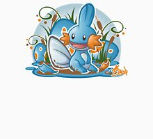 Pokemon - Mudkip - Render Cut Unisex T-Shirt