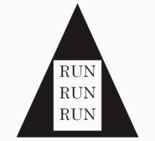 Run triangle by grace1993
