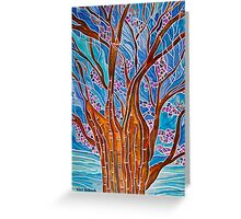 To Dream of a Tree Greeting Card