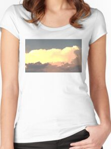 Cloud 87 Women's Fitted Scoop T-Shirt