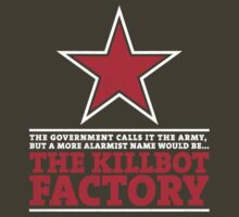 Killbot Factory by metalspud
