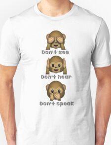 Whatsapp emoticons T-Shirt