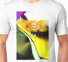 Decision making: YES, NO Unisex T-Shirt