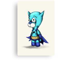 BatBear Canvas Print