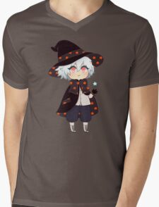 Clear Witch Mens V-Neck T-Shirt