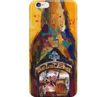 The Lost Abbey Beer - CUVEE DE TOMME  iPhone Case/Skin