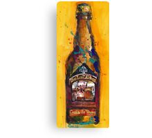 The Lost Abbey Beer - CUVEE DE TOMME  Canvas Print