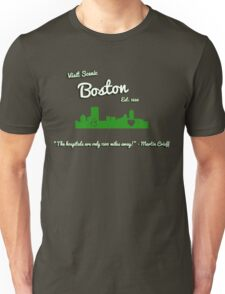 Boston Tourism Unisex T-Shirt