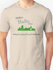 Boston Tourism T-Shirt