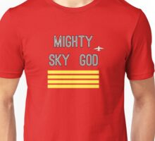 Mighty Sky God Unisex T-Shirt