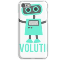 Robot Revolution Uprising iPhone Case/Skin