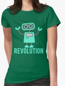 Robot Revolution Uprising T-Shirt