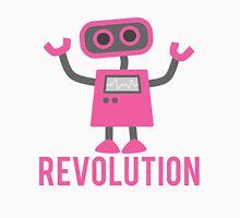 Robot Revolution Uprising Unisex T-Shirt