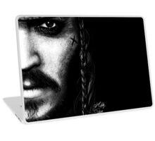 Johnny Depp Jack Pparrow Laptop Skin