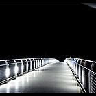 Footbridge to Darkness by Tim Topping