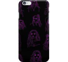 Jade Pattern PINK iPhone Case/Skin